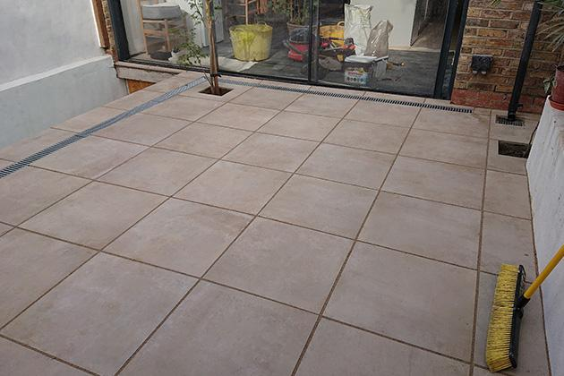 New patio North Finchley